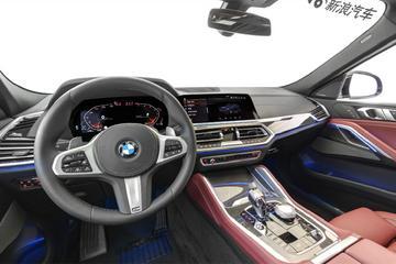 2020款宝马X6 xDrive40i M运动套装