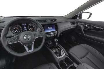 2020款奇骏2.5L自动四驱豪华领航版