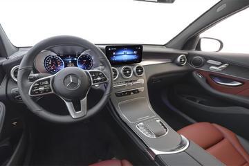 2020款奔驰GLC 300 4MATIC轿跑SUV