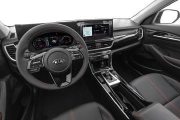 2020款起亚KX3傲跑 1.5L CVT智慧版