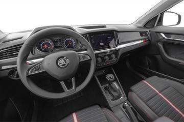 2020款柯米克GT TSI230自动旗舰版