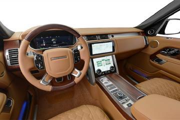 2020款揽胜5.0 V8 SC VA巅峰创世加长版