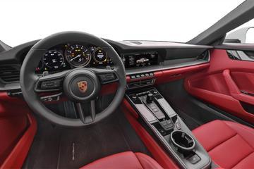 2020款保时捷911 Carrera 4 3.0T自动