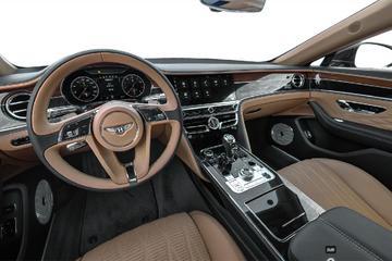 2020款飞驰 6.0T自动W12 标准版