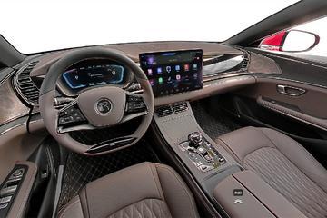 2020款比亚迪汉EV超长续航版尊贵型