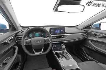 2020款瑞虎5x 1.5L CVT尊贵版