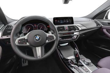2020款宝马X4 xDrive25i M越野套装