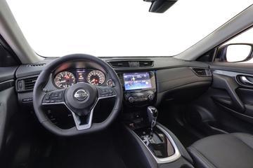 2019款 奇骏 2.5L  CTV智联至尊版4WD