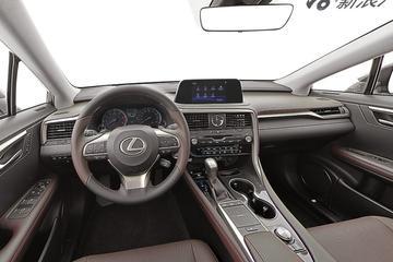 2020款雷克萨斯RX改款 300 四驱典雅版