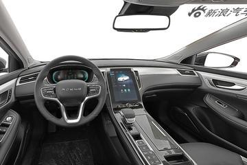 2020款荣威ei6 MAX 1.5T PHEV爽酷天幕版