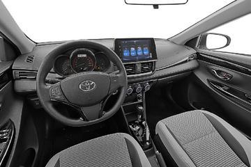 2021款威驰1.5L CVT舒行版