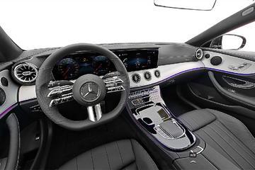 2021款奔驰E级(进口) E 260 轿跑车