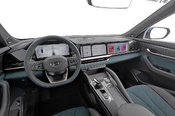 2021款星越L 2.0TD DCT EVO两驱旗舰型