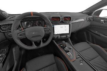 2021款領克02 Hatchback 駕控套件版