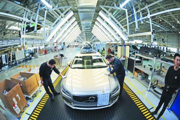 汽车产业成最大投资富矿:产业链上现多个万亿市场