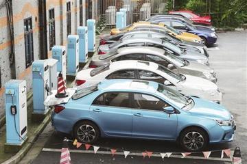 2016年中国乘用车企平均燃料消耗量与新能源汽车积分出炉