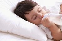Q3:孩子脸上有湿疹能换奶粉么?
