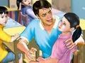 教师猥亵4名女生给10元防告发