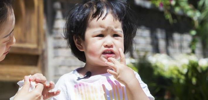 包贝尔女儿饺子表情包一绝