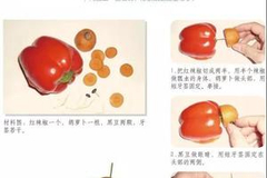 瓜果蔬菜变变变 宅家时光也能很新鲜