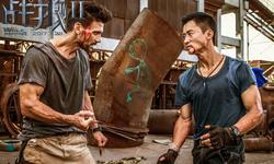 《战狼2》票房爆炸背后有拼命三郎吴京疯