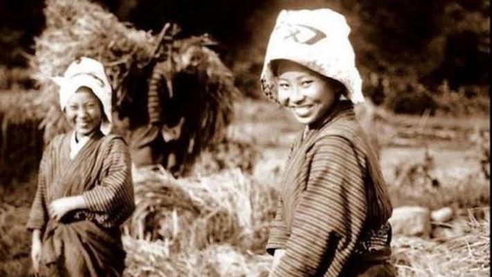 二十世纪初日本人的生活