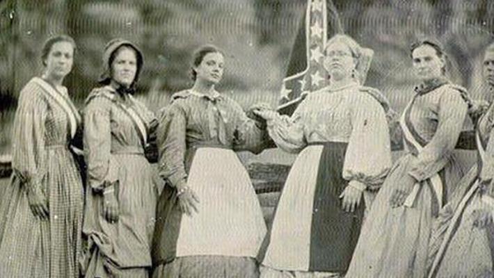 美国南北战争老照片