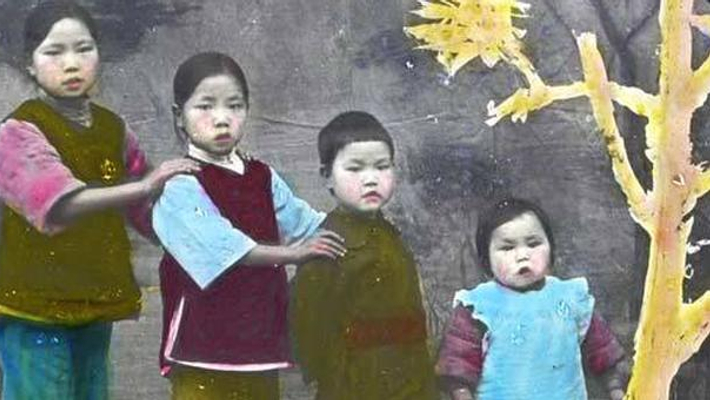 珍藏的旧中国老照片(组图)