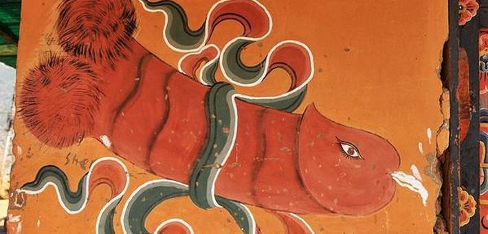 不丹的生殖器崇拜秘密何在?