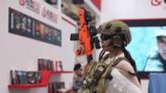 做个真正的军事迷体验职业电竞比赛的现场