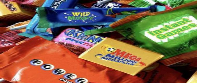 美国彩票频推新玩法:差一个数也算中奖?