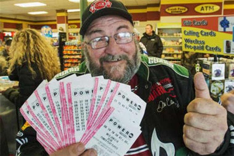 9个月中奖26次,有人掌握了彩票的奥秘?