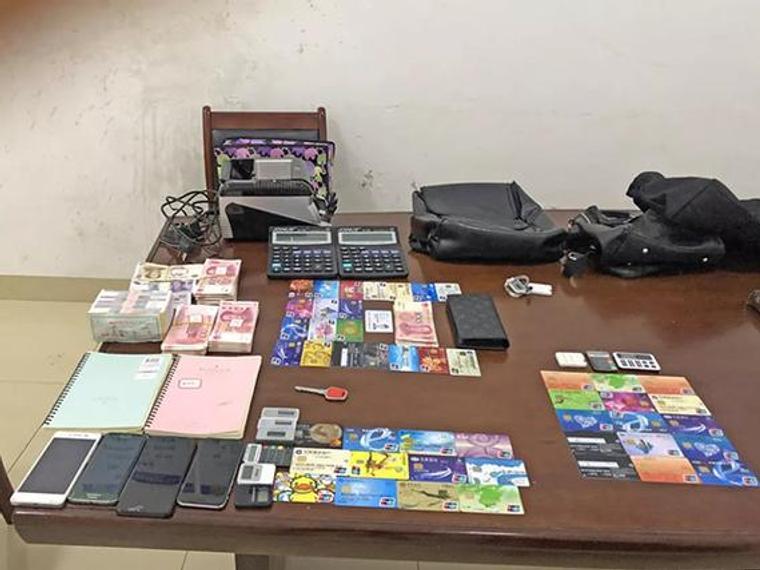 杭州警方打掉家族式彩票诈骗犯罪团伙