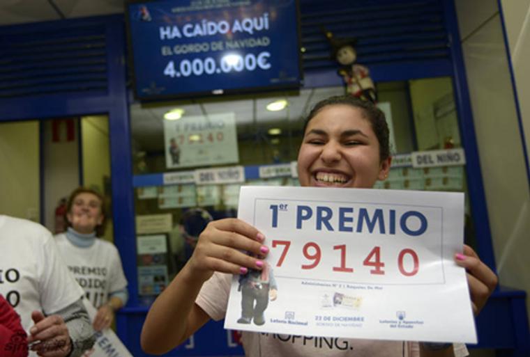 大家看下世界上奖金最高的彩票——西班牙大胖子彩票