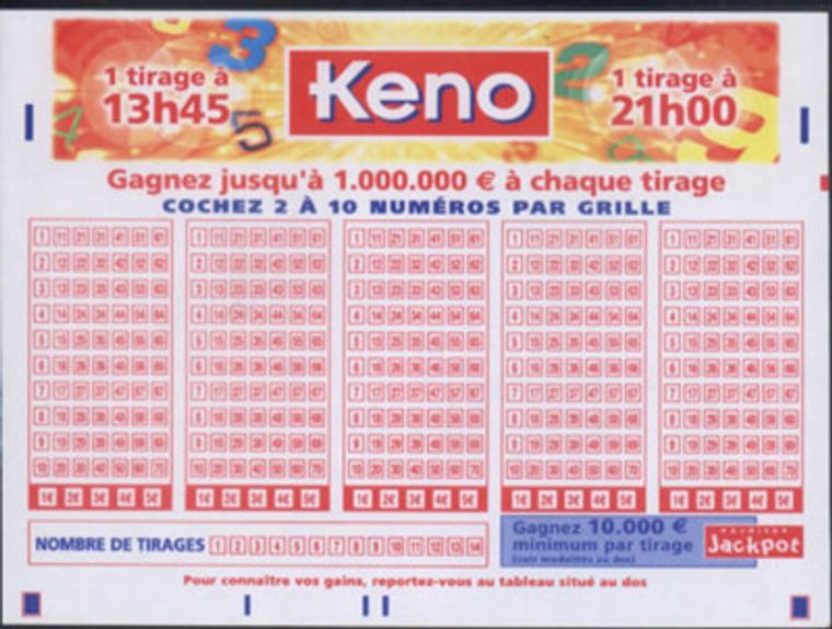 美康涅狄格州引入基諾彩票