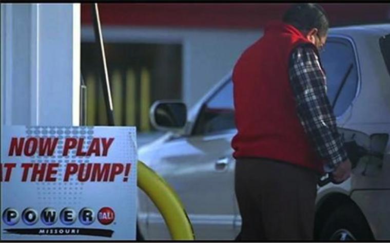 德州推新售彩方式  可在加油机买彩票