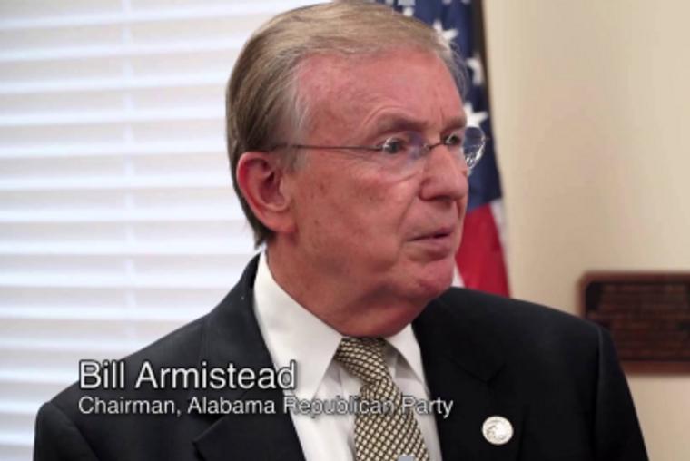 阿拉巴马州前参议员反对售彩:超过20%的赌徒破产