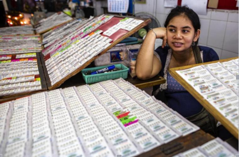 涨知识:看泰国彩票如何开奖?
