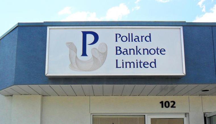 波拉德印钞公司半年收入1.35亿  即开票贡献最大