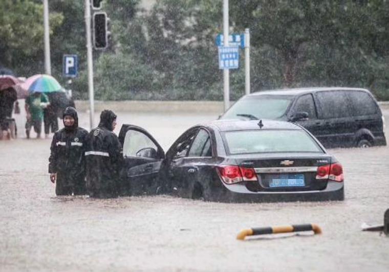台风肆虐我国多地,公益金撑开保护伞