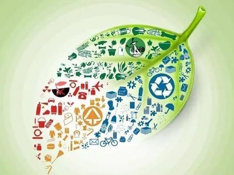 环保公益新时尚 福彩与您一起get垃圾分类