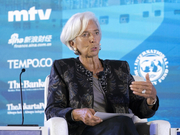 IMF年会落幕: 呼吁全球合作 重塑贸易信心