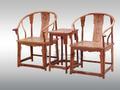圈椅:这抹中国红让世界倾迷