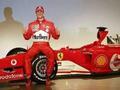 车王舒马赫F1被拍卖 5000万成交价缔造最贵赛车