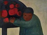 贺慕群(1924-2012)  小孩