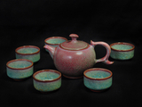 钧瓷烧制技艺(茶碗)