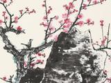 18#谢稚柳(1910-1997)梅石双清