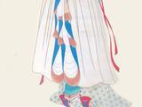 张大千(1899-1983) 玉女献桃