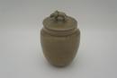 南宋龙泉窑 象钮盖罐 (2)