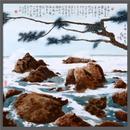 琉璃彩《卡梅尔海岸》60x60cm2018年
